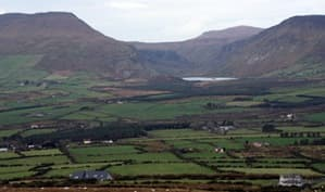 Annascaul Village County Kerry Ireland