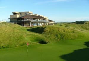 Ballybunion Golf Club in County Kerry ireland