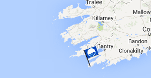 Barleycove Beach is between two headlands on the Mizen Peninsula in West Cork and comprises an extensive sand dunes