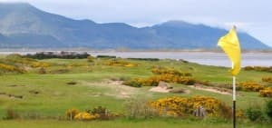 Dooks Golf Course in County Kerry