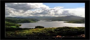 Caragh Lake Mid Kerry Killorglin County Kerry