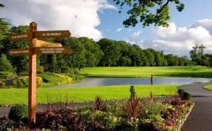 Fota Island Golf Course Cork